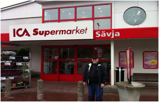 Ica Supermarket Lycksele Post